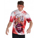 Großhandel Shirts & Tops: T-Shirt offene Wunde Attrappe