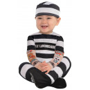 wholesale Child and Baby Equipment: Child Costume Lil'Law Breaker 0-6 months