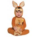 Children's Costume Jumpin'Joey 0-6 months