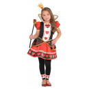 Child Costume Queen of Hearts 8-10 years