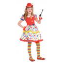 Kinderkleding circusjurk 8-10 jaar