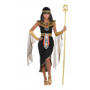 Ladies Costume Egyptian Queen, size L
