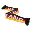 Großhandel Fanartikel & Souvenirs:Fanschal Deutschland