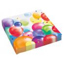 20 servetten Ballonnen 33 cm