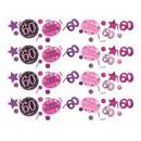 Konfetti 60 Sparkling Celebration pink 34 g, 3 Mot