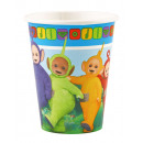 8 cups Teletubbies 266ml