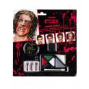 Halloween Makeup Horror Zombie