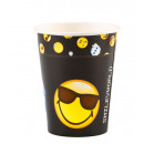 8 Mug Smiley Emoticons 250 ml