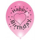 wholesale Food & Beverage: 4 Balloons Ballominate Happy Birthday Heart ...