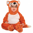 Children's Costume Fluffy fox 12-24 months