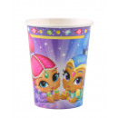 wholesale Gifts & Stationery: 8 cups Shimmer & Shine 250 ml