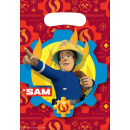 wholesale Party Items: 8 party bags Firefighter Sam 2017