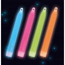 4 Knicklicht-Anhänger farblich sortiert 10 cm