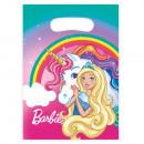 8 party bags ' Barbie - Dreamtopia'