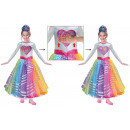 Child Costume Barbie Rainbow Magic Deluxe 3-5 year