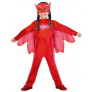 Child Costume PJ Masks Eulette 5-6 years (Good)