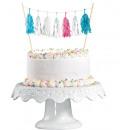 Décoration de gâteau être une sirène