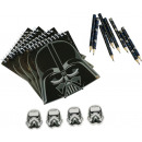 Stationery set Star Wars 20 pieces, blocks, lead