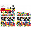 Confetti Mickey Mouse 34 g, 3 motives