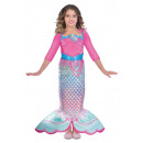 Disfraz infantil Barbie Rainbow Mermaid 5-7 años