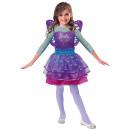 grossiste Jouets: Costume Enfant Barbie Fée Arc- Barbie Ciel 5-7 ans