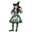 Gyermekruházat Hocus Pocus Witch 4-6 év
