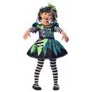 Gyermek ruha kis kisasszony Frankenstein 4-6 év