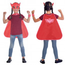 wholesale Childrens & Baby Clothing: Children's Cape Set PJ Masks Owlette 4-8 years