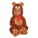 Children's costume Cuddly bear 12-24 months
