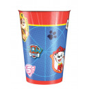 8 cups of Paw Patrol 250ml