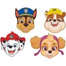 wholesale Accessories: 8 Masks Paw Patrol 2018 Papie