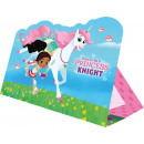 8 Invitations Nella The Princess Knight