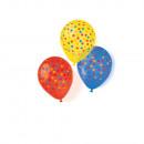 10 latex balloons confetti party 11 '