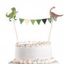 wholesale Gifts & Stationery: Cake decoration Happy Dinosaur