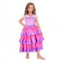 Traje de niño Barbie Gemstone Ball Ball vestido 3-