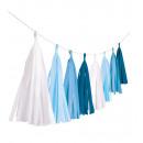 1 béres garland - Sky Blue