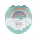 Lantern Rainbow & Cloud