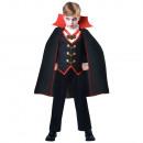 Gyermek jelmez Dracula fiú 8-10 év