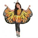 Kindkostuum Koninklijke vlinder 6-8 jaar