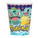 8 cups Pokemon 250 ml