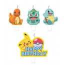 4 candles Pokemon