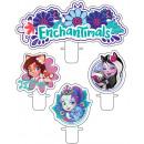 4 candles Enchantimals