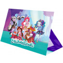 8 Invitation Cards & Envelopes Enchantimals