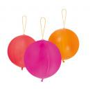 6 Spielballons 40,6 cm/16'