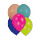 50 latex balloons assorted 27.5cm / 11 '
