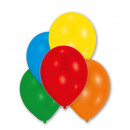 25 latex balloons assorted 12,7cm / 5 '