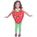 Child Costume Strawberry Sweetie 3-5 years