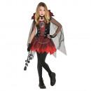Child costume vampire girl 8-10 years