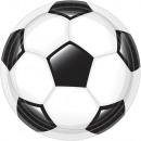 8th plate Goal getter 23 cm