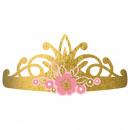 8 Krönchen Princess for a Day Papier
